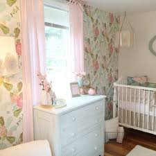 Shabby Chic Nursery Curtains by Rory Lou U0027s Shabby Chic Mint Pink And Gold Nursery Project Nursery