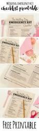 wedding day emergency kit checklist free printable survival
