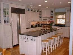 white kitchen cabinets with beadboard doors craft rta antique