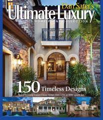 home plans magazine luxury home plans magazine 8 sater design collection