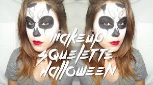 comment faire un maquillage de squelette squelette halloween makeup u2013 wednesday makeup 3 ophela