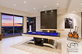 Pool Table In Living Room Infinity Contemporary Pool Tables For Sale Pool Tables