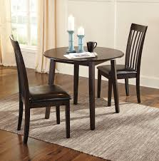 Ashley Dining Room Chairs Buy Ashley Furniture Hammis Round Dining Room Table Set