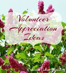 volunteer appreciation ideas volunteer theme ideas as well as