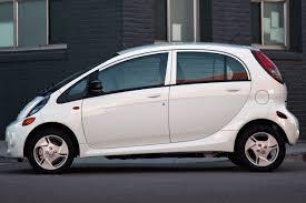 mitsubishi electric car 2016 mitsubishi i miev pricing for sale edmunds