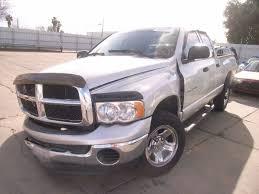 wrecked dodge trucks 2004 dodge ram 1500 4 7l v8 2wd 5 45rfe 5spd salvage truck parts