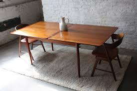 mid century expandable dining table expandable dining room table amazing best of modern within 13