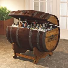 whiskey barrel side table decorating wine barrel table whiskey coffee table wine rack table