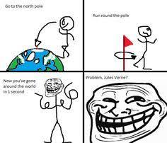 Funny Troll Memes - troll science problem science pinterest rage comics