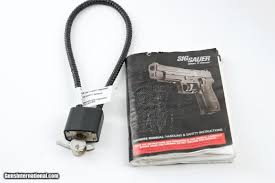 sig sauer model p229 scorpion 9mm double single action semi