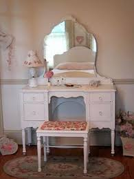 Simply Shabby Chic Vanity by Refinished Vanity Painted Decoupaged Furniture Pinterest