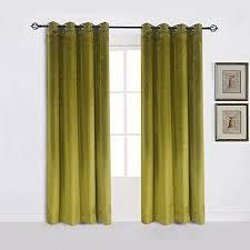 Moss Green Curtains Green Velvet Curtains
