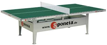 franklin table tennis table tim franklin table tennis table sponeta activeline outdoor