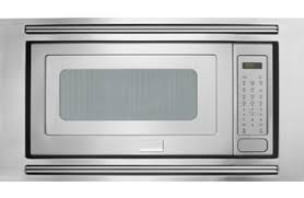 Microwave And Toaster Oven In One Frigidaire Gallery 2 0 Cu Ft Built In Microwave Stainless Steel