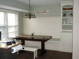 benches for kitchen table with backs storage benches for kitchen
