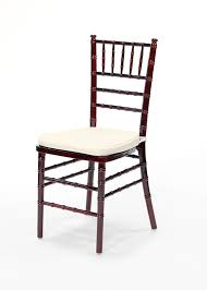mahogany chiavari chair chairs archives creative solutions