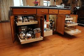 Kitchen Cabinet Storage Options Tremendeous The Best Kitchen Cabinet Storage Solutions For Your La