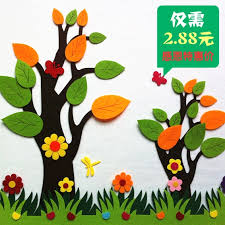How To Decorate Nursery Classroom Classroom Decoration For Primary Classes Ideas Wall Decor And