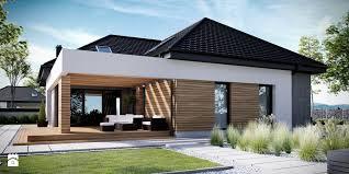 tetto padiglione a 1 piano con tetto a padiglione unifamiliari in
