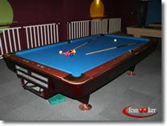 fcsnooker multiple table enquiries
