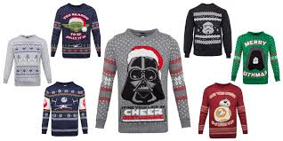 prep for the holidays with these festive wars sweaters