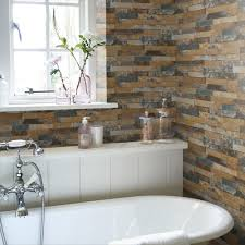brick wallpaper our pick of the best ideal home