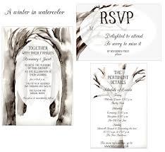 Invitation Card For Farewell Winter Wedding Invitation Card Invitation Templates