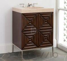 Ambella Home Bathroom Vanities Mini Spindle Sink Chest Ambella Home Bathroom Vanity Storage