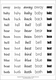 list of three letter words images letter examples ideas