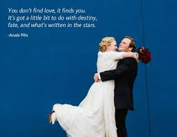 wedding quotes destiny 10 quotes from authors to for your vows the knot