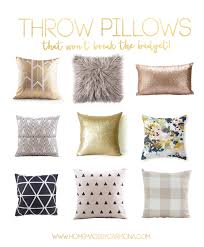 30 gorgeous throw pillow covers that won u0027t break the bank home
