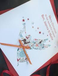 handmade christmas card angel handmade cards pink u0026 posh