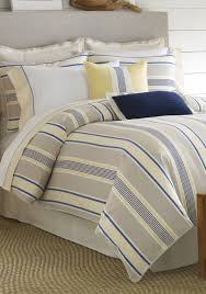Nautica Down Alternative Comforter Nautica Prospect Harbor Bedding Collection Online Only Belk