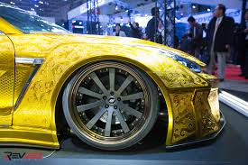nissan 350z quad turbo spotlight jdm tokyo auto salon 2016 coverage