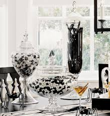 ideas for black and white decorations decorating of