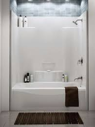 bathtub with shower surround fibreglass shower surround 5 bathroom update ideas fiberglass