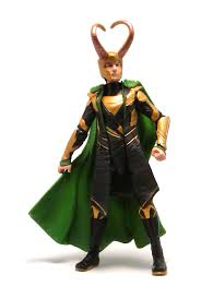 cosmic spear loki avengers action figure review tv and film toys