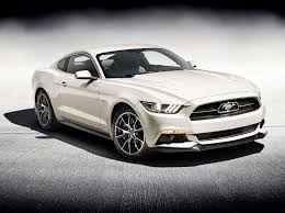 2015 mustang rtr 2015 ford mustang 50 years limited edition model sent to auction