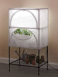 indoor growing system t5 grow lights with stand and cover