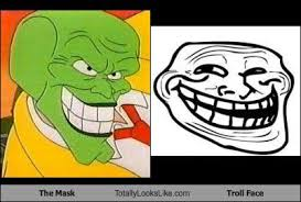 Troll Meme Mask - the king of trolls meme by memer21 memedroid