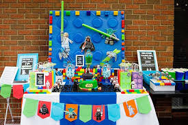 wars birthday party kara s party ideas wars lego birthday party kara s party ideas