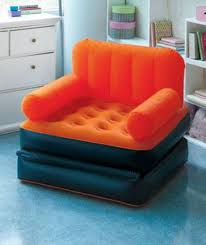 Teen Bedroom Chairs orange top air inflatable teen bedroom chairs cool and comfy