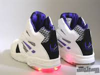 la light up shoes children of the 90s la lights