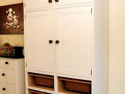 Large Kitchen Cabinet Large Shelves Free Standing Kitchen Double Door Kitchen Storage