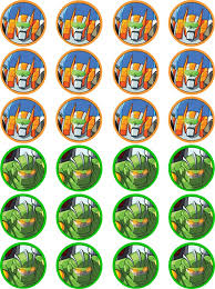 FREE Transformer Rescue Bots Party Printables Create A Doodle