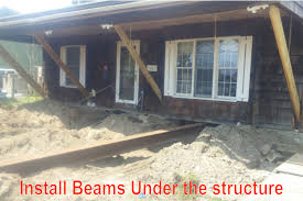 Pier Foundation House Plans by Pier U0026 Beam Elevation Process Titan Foundations And