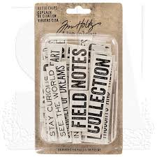 tim holtz idea ology quote chips th93563