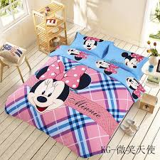 minnie mouse bedroom set disney minnie mouse bedding sets twin queen king size ebs