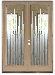front door glass designs impact resistant glass front doors with double doors design some