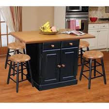 kitchen island with 4 stools beechbrook 5020 5 kitchen island backless stool set